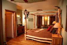 Circle S Country Inn -- Cowboy Room