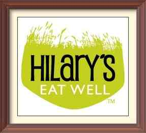Hilary's Eat Well burgers & bites