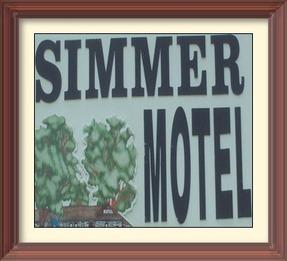 Simmer Motel -Jacquee T. Writer in Residence sponsor
