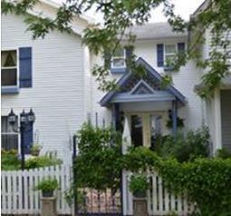 Sweet Acres Inn front gate