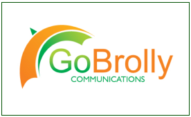 GoBrolly Communications logo
