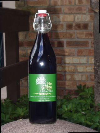 Glunz Family Winery Vin Glogg