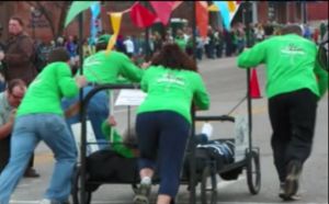 Great Topeka Bed Race