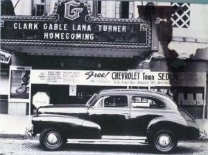 The Granada Theatre Car Giveaway 1948